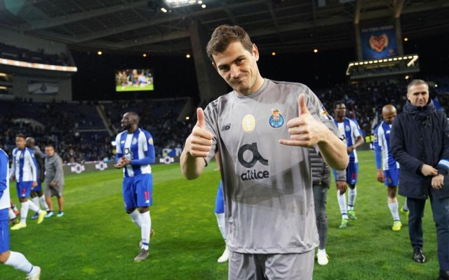 Iker Casillas descarta retirarse - Iker casillas retiro
