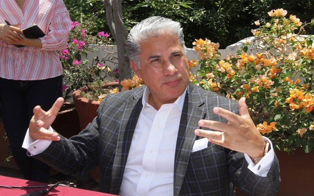 Morena inhabilita por tres años a Alejandro Rojas - inhabilitación morena Alejandro Rojas Díaz-Durán