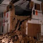 Fuerte temblor sacude a Perú deja un muerto y once heridos