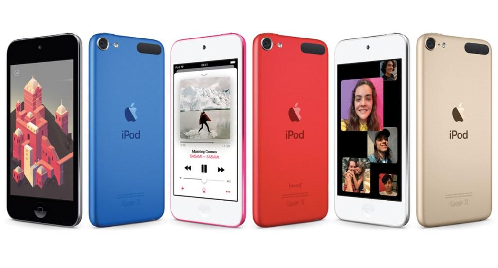 Apple presenta su primer iPod en cuatro años. Noticias en tiempo real