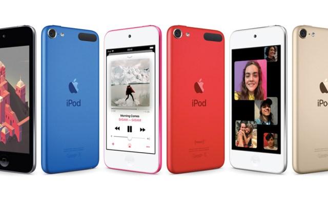 Apple presenta su primer iPod en cuatro años - Foto de Apple