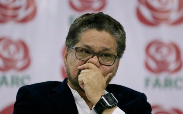 Exjefe de las FARC considera un error entregar las armas - ivan marquez paz colombia farc