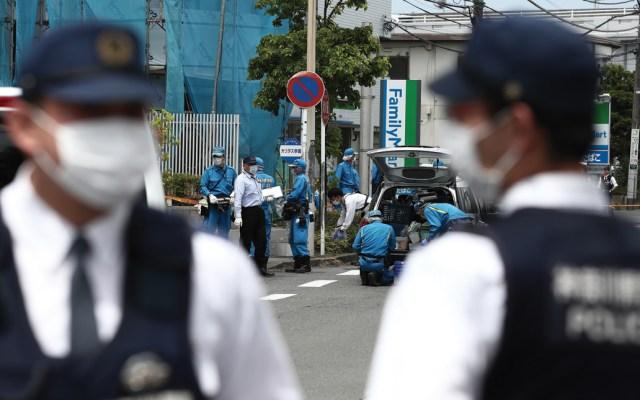 Ataque con cuchillo deja dos muertos y 17 heridos en Japón - Foto de AFP