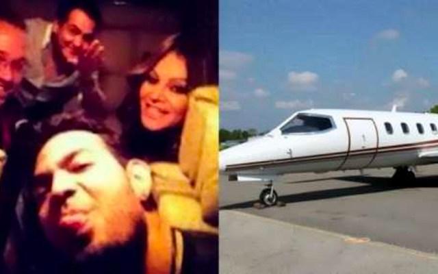 Jet accidentado en Coahuila y avión donde murió Jenny Rivera pertenecen a misma empresa - janny rivera