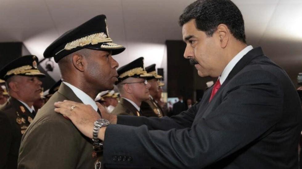 Encuentran muerto en hotel a mayor del Ejército venezolano - Foto de @RojoRojitoVE