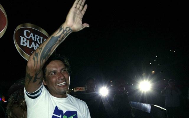 Juez ordena liberación del 'Cabrito' Arellano - Foto de Mexsport