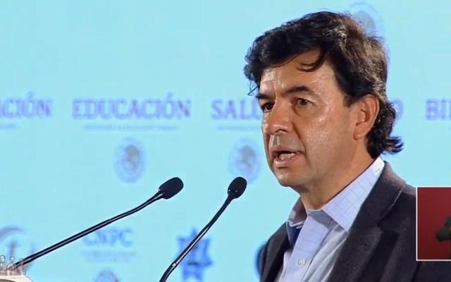 Presentan estrategia nacional contra las adicciones - Jesús Ramírez Cuevas. Captura de pantalla