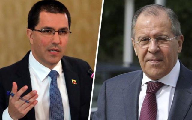 Cancilleres de Venezuela y Rusia se reunirán este domingo en Moscú - reunión de cancilleres en moscú