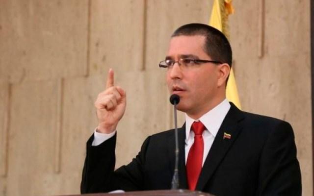Cancilleres de Rusia y Venezuela se reunirán en Moscú - Jorge Arreaza venezuela