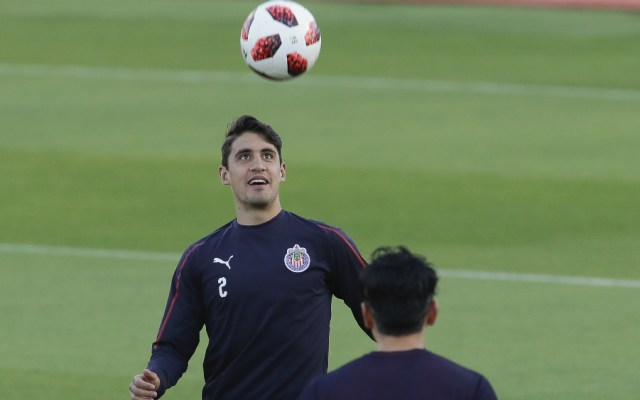 Chivas hace válida opción de compra por Van Rankin - Foto de Mexsport