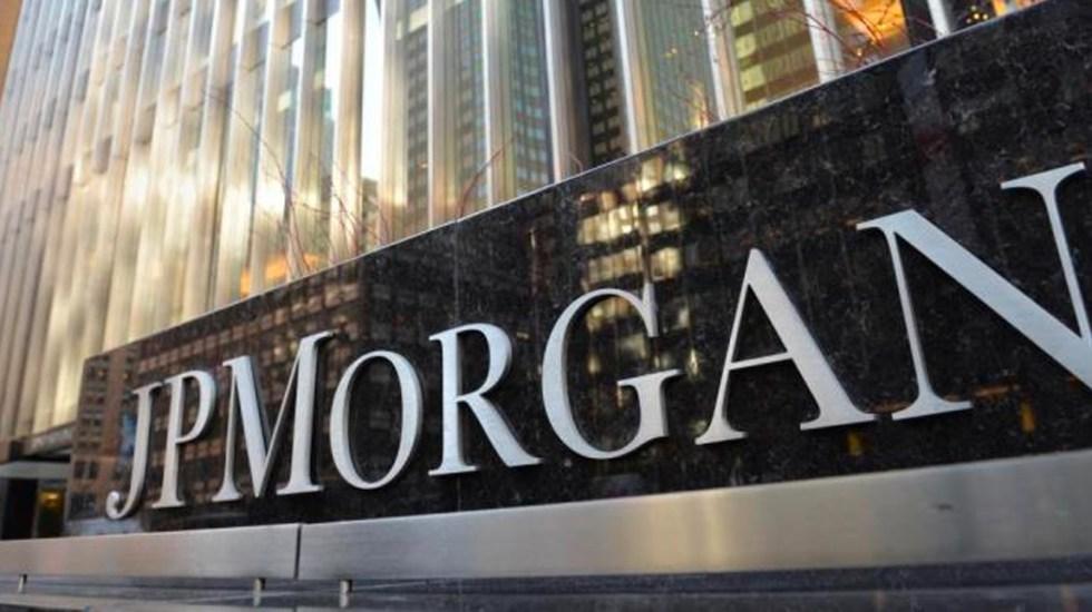 JP Morgan estima que economía mexicana se contraiga 7.0 por ciento - j.p. morgan
