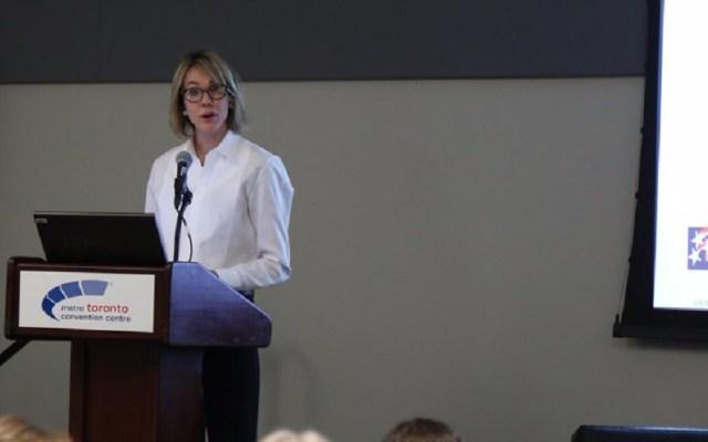 Trump presenta nominación para nueva embajadora ante la ONU - Kelly Craft. Foto de @usambcanada
