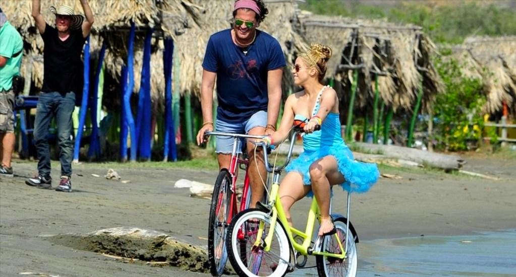 "Shakiray Carlos Vives son absueltos de plagio de ""La Bicicleta"" - shakira"