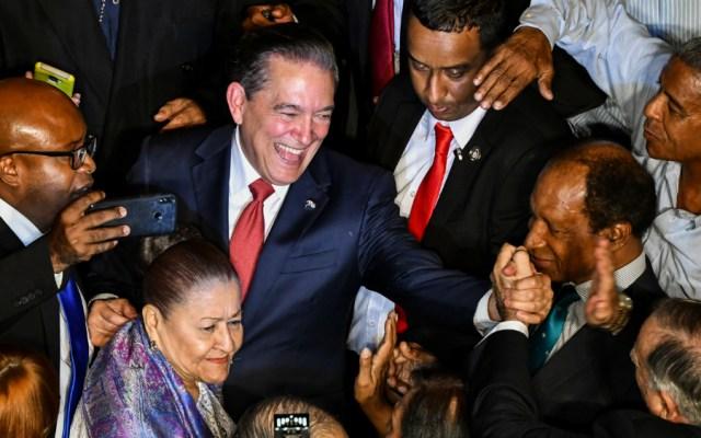 Presidente electo de Panamá ve la lucha anticorrupción como su principal reto - Foto de AFP