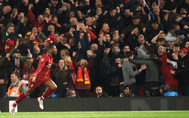Liverpool hace la hazaña y va a la final de Champions League - Anfield festeja el 4-0 del Liverpool