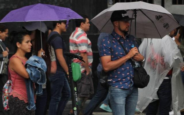 Prevén lluvias en 26 estados del país - Lluvias tormentas Ciudad de México