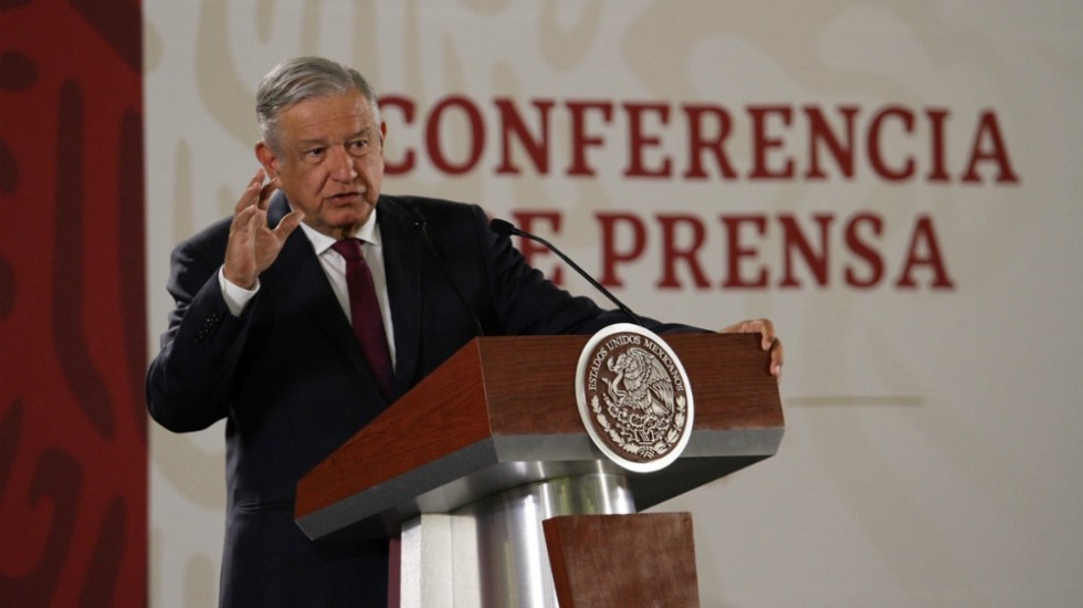 Ofrece AMLO disculpas a familia de Alfredo del Mazo González - Lopez Obrador AMLO