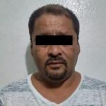 Detienen en Coatzacoalcos a presunto miembro de Los Zetas - Foto: Especial.