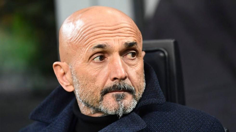 Luciano Spalleti deja de ser entrenador del Inter - Luciano Spalletti inter
