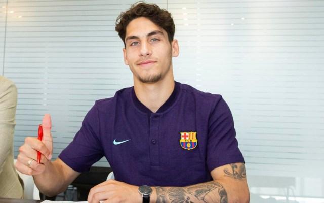 Barcelona contrata al holandés Ludovit Reis - Ludovit Reis barcelona