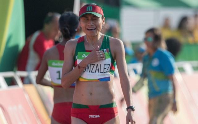 Organismos mexicanos apoyarían apelación de 'Lupita' González ante TAS - Foto de Mexsport
