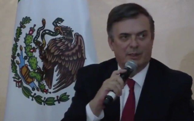 Ebrard pide trabajar por la unidad de América Latina y el Caribe - marcelo ebrard