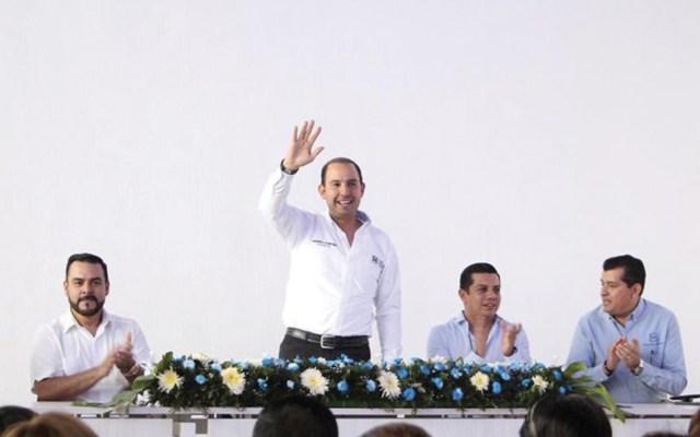 La bofetada fue del gobierno federal a los mexicanos: Marko Cortés - pan