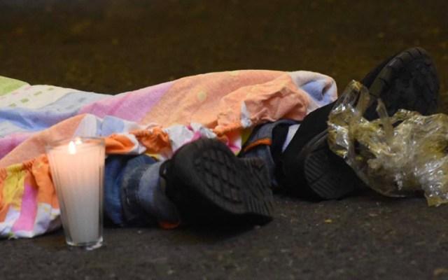 Matan a joven tras robarle sus pertenencias en la GAM - Matan joven