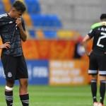 Japón golea a México y compromete su pase a Octavos del Mundial Sub-20 - Foto de MexSport.