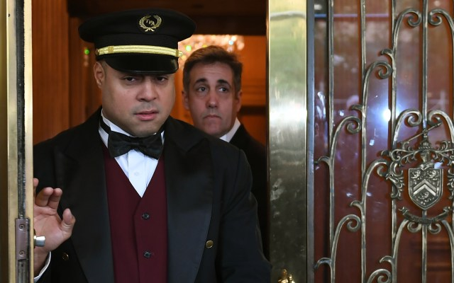 A la cárcel Michael Cohen, exabogado de Donald Trump - michael cohen abogado trump cárcel