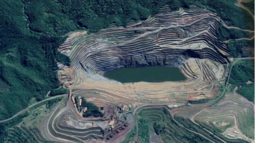 A punto de colapsar represa de mina en Brasil. Noticias en tiempo real