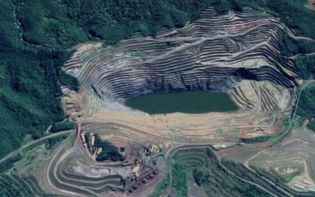 A punto de colapsar represa de mina en Brasil - colapso de mina brasil