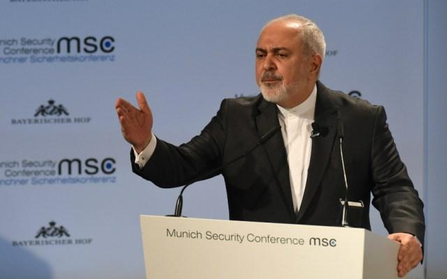 """Irán considera """"extremadamente peligroso"""" despliegue militar de EE.UU. - Foto de AFP"""