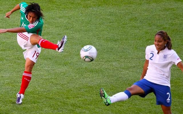 Reconocen a Mónica Ocampo por mejor gol en la historia de los mundiales femeniles - mónica ocampo