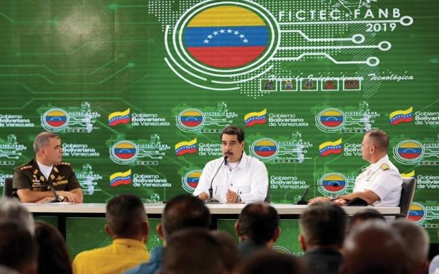 Nicolás Maduro anuncia inversión inmediata en Huawei - Foto de Twitter Nicolás Maduro