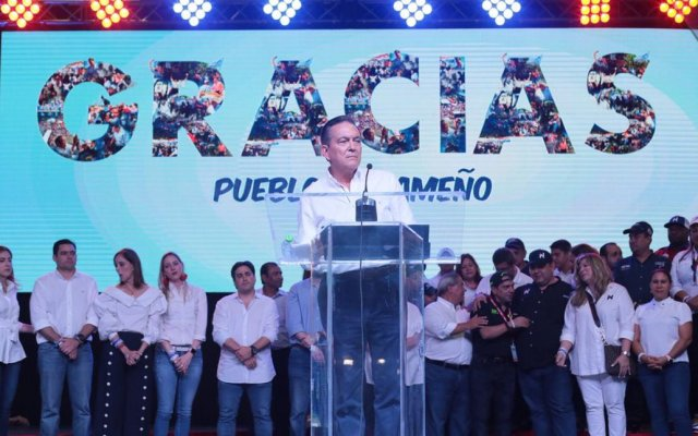 'Nito' Cortizo gana las elecciones en Panamá - Foto de @NitoCortizo