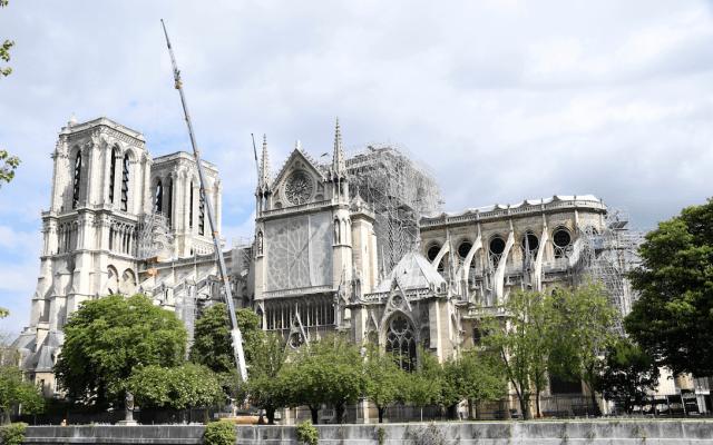 Aprueban proyecto de ley para reconstrucción de Notre Dame - NOTRE DAME