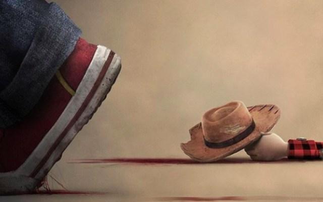 """Nuevo póster de """"Chucky: El Muñeco Diabólico"""" - nuevo tráiler de chucky amenaza a woody"""