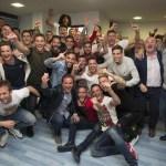 Osasuna regresa a la primera división de la Liga española - osasuna