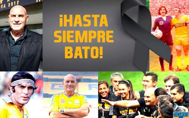 Muere Osvaldo Batocletti, exjugador de Tigres - Osvaldo Batocletti tigres