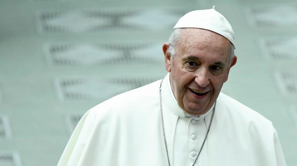 El papa insta a AMLO a no pactar con el narco para erradicar violencia - papa francisco