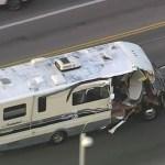 #Video Detienen a mujer tras persecución en California - persecución mujer los angeles