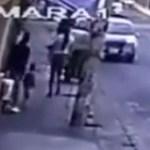 #Video Secuestran a madre e hija de camino a la escuela en Puebla