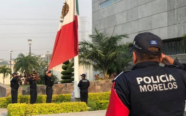 Adjudican inseguridad en Morelos a disputas criminales por plazas - Policía de Morelos. Foto de @ssp.morelos