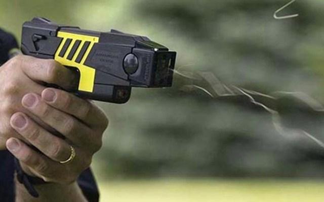 Policías del Metro piden se les equipe con inmovilizadores eléctricos - Policías Teaser