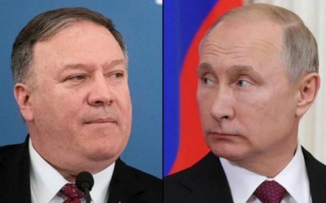 Mike Pompeo se reunirá con Putin en Rusia - mike pompeo reunión con vladimir putin
