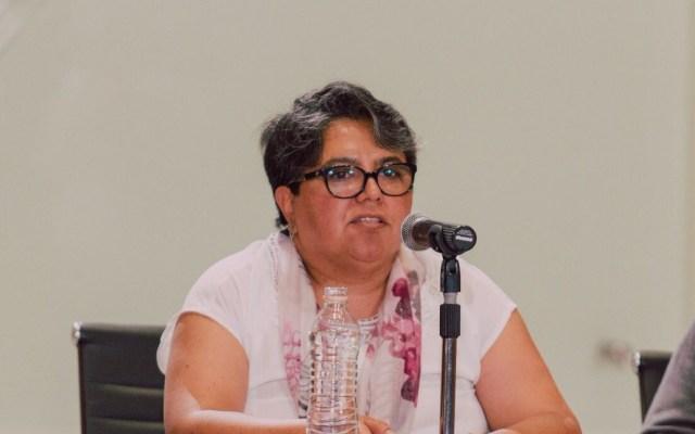 Diputados cancelan reunión con Hacienda sobre retenciones a Salud - Salud Raquel Buenrostro, titular de la Oficialía Mayor de Hacienda. Foto de @SHCP_mx