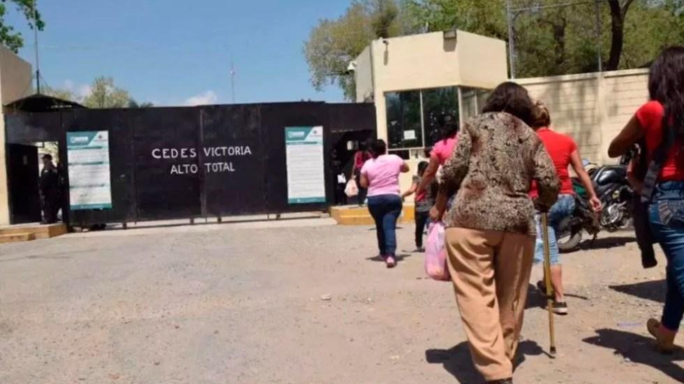 Riña en centro penitenciario de Tamaulipas deja cuatro internos heridos - riña cedes ciudad victoria Tamaulipas