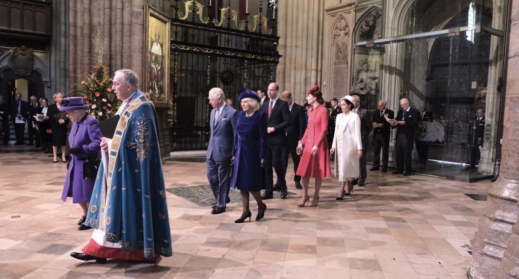 Esta es la sucesión al trono británico - familia real
