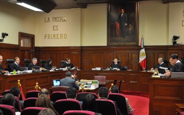 Corte invalida sanciones contra funcionarios corruptos en Ciudad de México - SCJN permite abortar en casos de riesgo para la salud Cofece Baja California